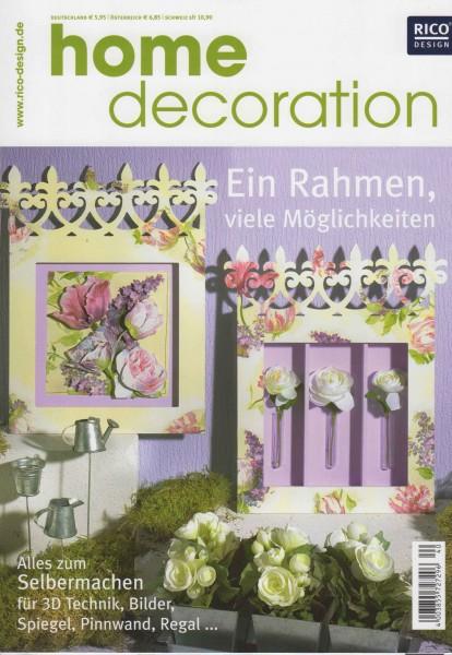 RICO DESIGN home decoration No. 40 - Ein Rahmen, viele Möglichkeiten