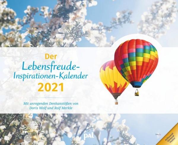 Der Lebensfreude-Inspirationen-Kalender 2021