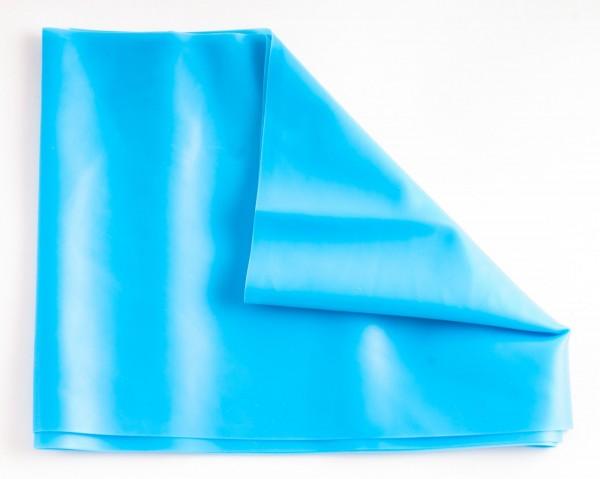 Elastisches Gymnastikband, blau