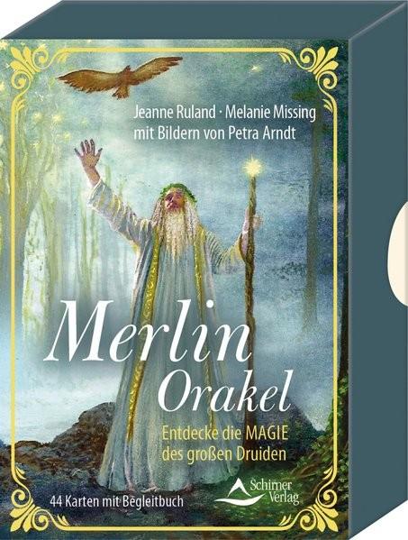 Ruland Jeanne: Merlin-Orakel