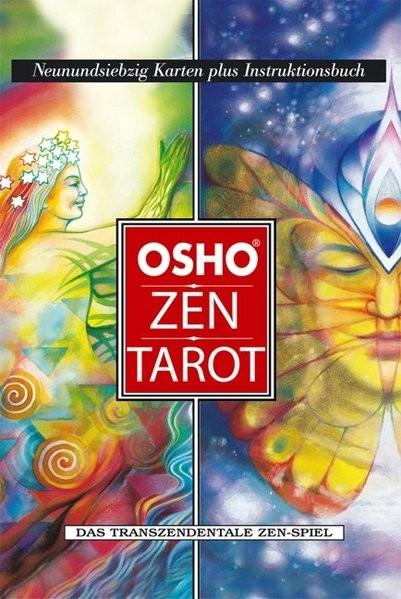 Padma, M: Osho Zen Tarot/Buch u. Ktn.