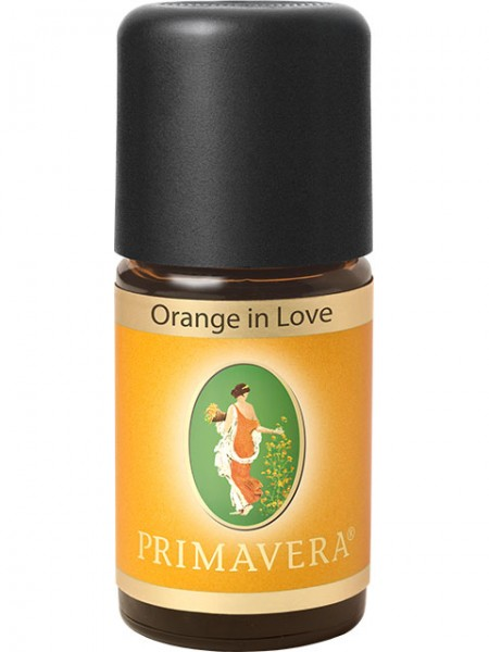 Duftmischung Orange in Love 5 ml
