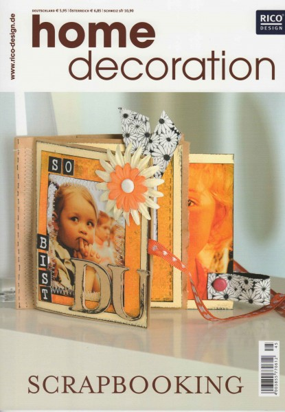 RICO DESIGN home decoration No. 45 - Scrapbooking