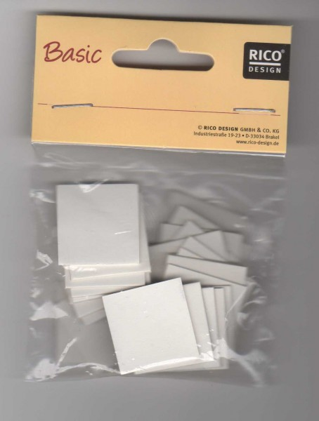 RICO DESIGN - Inchies 24er Packung
