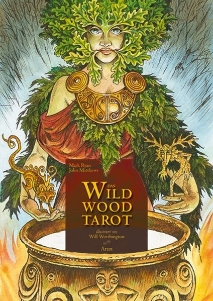 Ryan, Mark: Wildwood-Tarot
