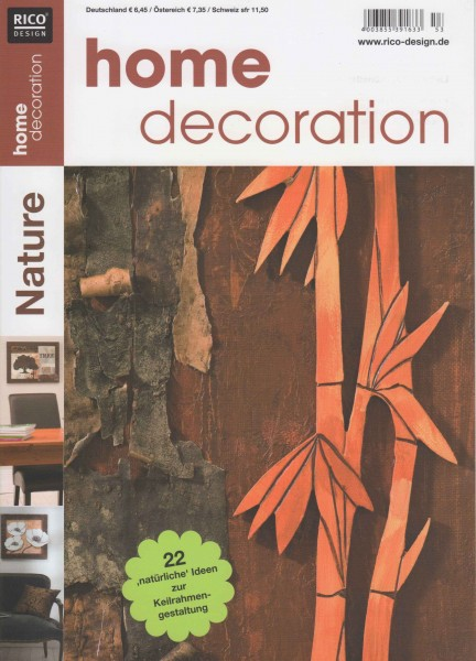 RICO DESIGN home decoration No. 53 - Nature