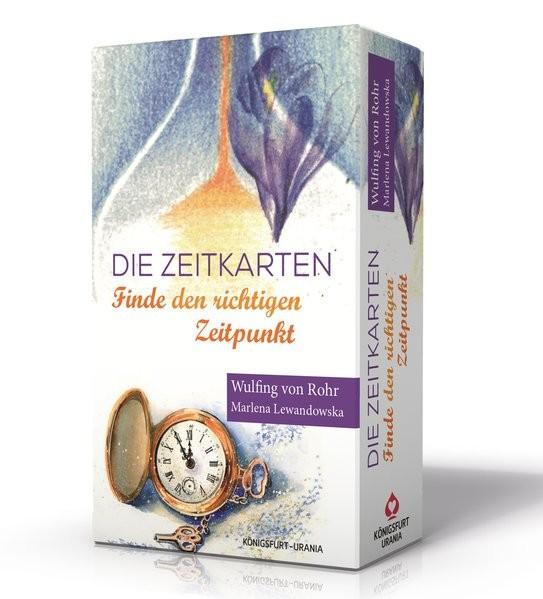 von Rohr, Wulfing: Zeitkarten