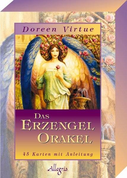 Virtue Doreen: Das Erzengel Orakel