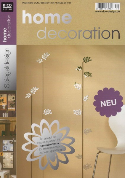 RICO DESIGN home decoration No. 52 - Spiegeldesign
