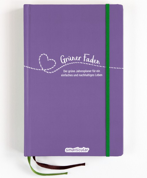 Grüner Faden Jahreskalender - Provence