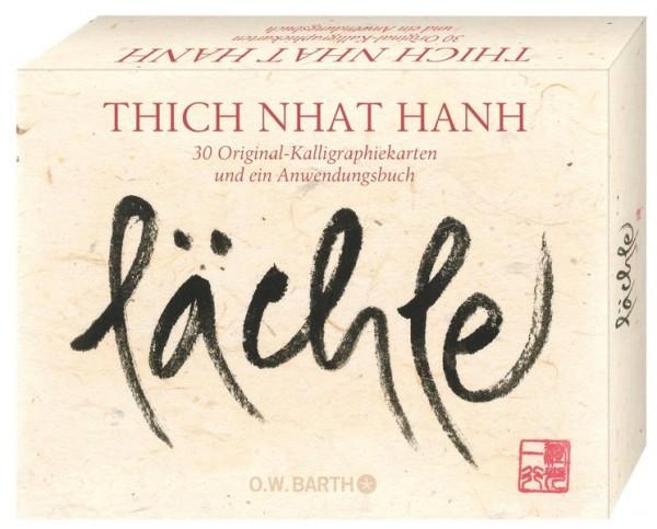 Thich Nhat Hanh: Lächle - Kartendeck