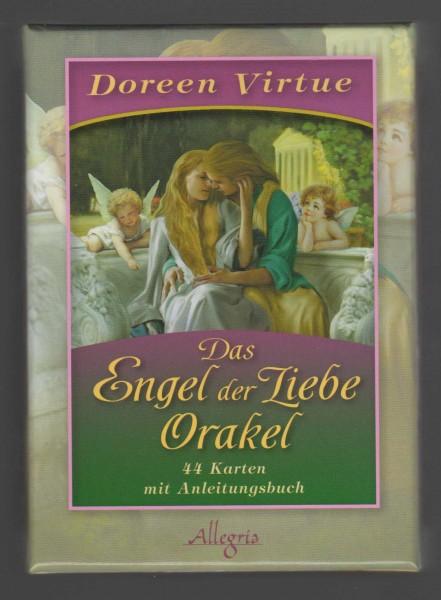 Virtue, Doreen - Das Engel der Liebe Orakel - Kartendeck