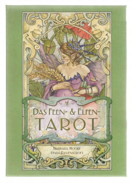 Moore, Barbara - Das Feen- und Elfen-Tarot - Set