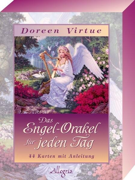 Engel-Orakel für jeden Tag