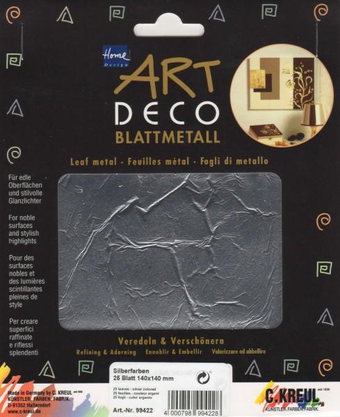 Kreul Home Design ART DECO Blattmetall, in 2 Farben