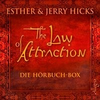 Hicks, Esther: Law of Attraction Hörbuch-Box 9 CDs