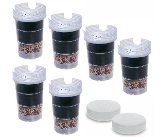 Acala Ersatzfilter für Swing (für Wasserspender 1,4 l, 1-3 Pers.)