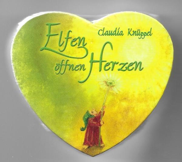 Knüppel, Claudia: Elfen öffnen Herzen