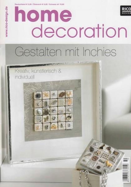 RICO DESIGN home decoration No. 50 - Inchies