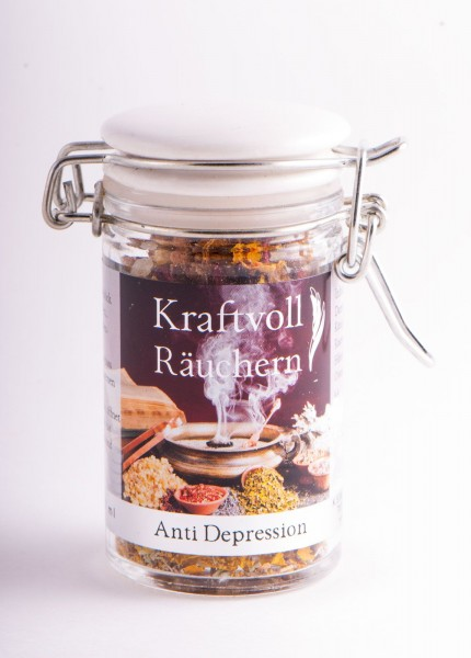 Anti Depression - Kraftvoll Räuchern