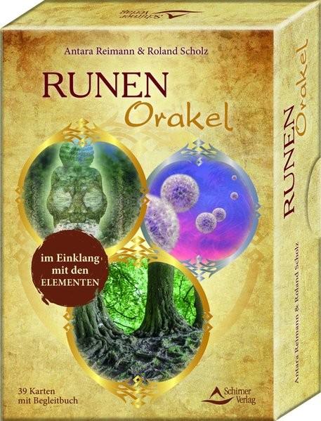 Reimann Antara: Runenorakel