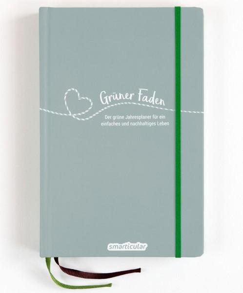 Grüner Faden Jahreskalender - Morgentau