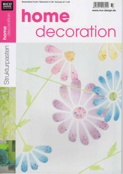 RICO DESIGN home decoration No. 33 - Strukturpasten