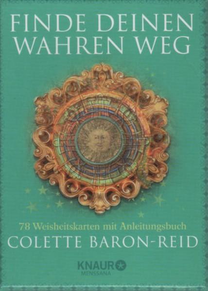 Baron-Reid, Colette - Finde deinen wahren Weg
