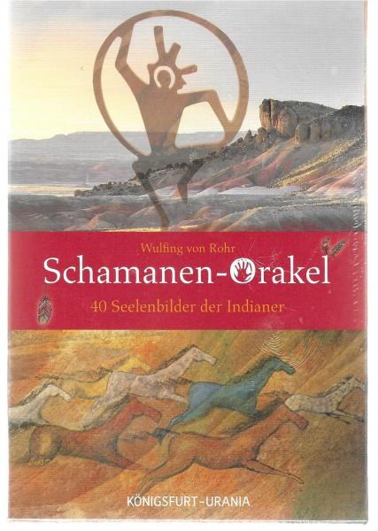 von Rohr, Wulfing - Das Schamanen-Orakel - Kartendeck
