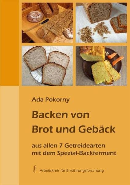 Backen von Brot und Gebäck