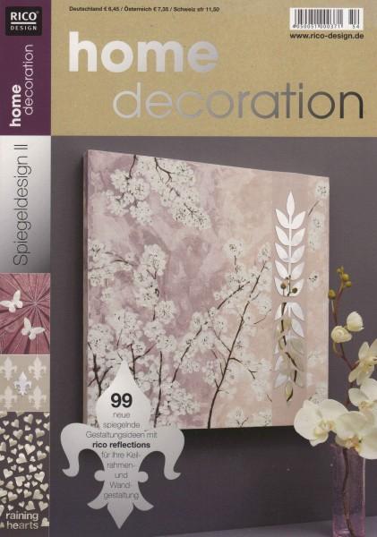 RICO DESIGN home decoration No. 54 - Spiegeldesign II