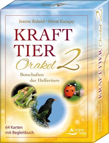 Ruland Jeanne: Krafttier-Orakel 2