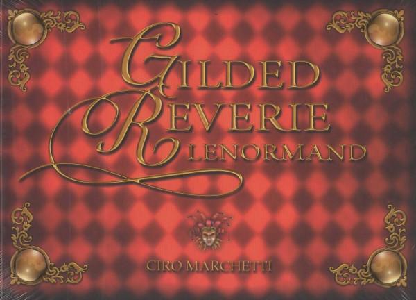 Marchetti, Ciro - Gilded Reverie Lenormand - Das Buch