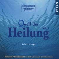 Quell der Heilung - CD Music for Reiki Vol 1